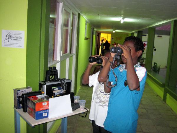 Project op Bonaire
