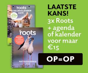 Roots Natuuragenda en Scheurkalender