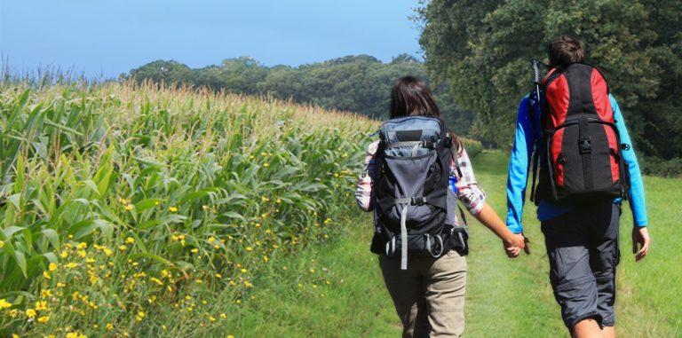Wandeldate: samen wandelen is leuker