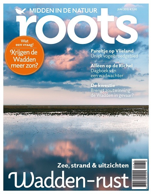 De Roots van juni is uit!