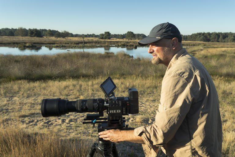 Ruben Smit maakt film over De Hoge Veluwe
