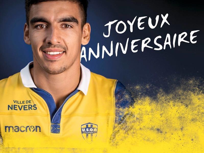 Rugbycleek Nous Souhaitons Un Joyeux Anniversaire A Loic Le Gal