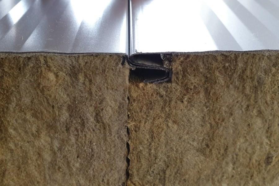 Стінові сендвіч-панелі
