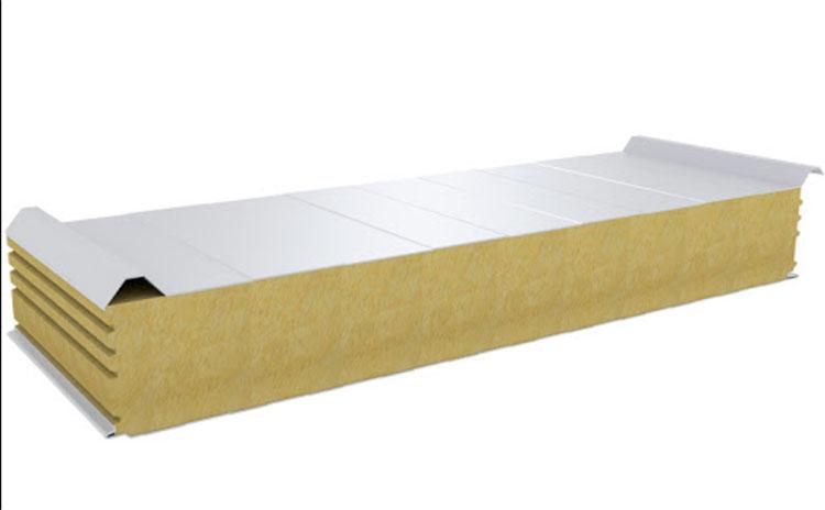Покрівельні сендвіч-панелі з мінеральної вати