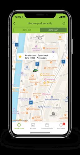 Parkeer app mobiel nieuwe parkeeracties