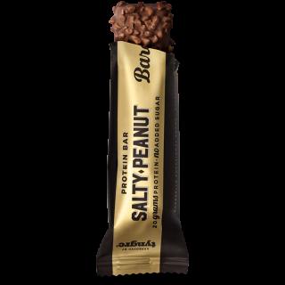 باربلز بروتين بار الفول السوداني المملح   Barebells Protein Bar Salty Peanut