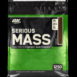سيرياس ماس بروتين Serious Mass Protein