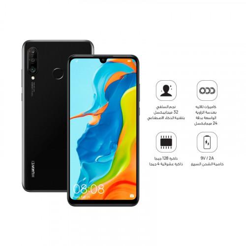 هاتف جوال هواوي بي 30 لايت 128جيجا Huawei P30 Lite 128gb 4g