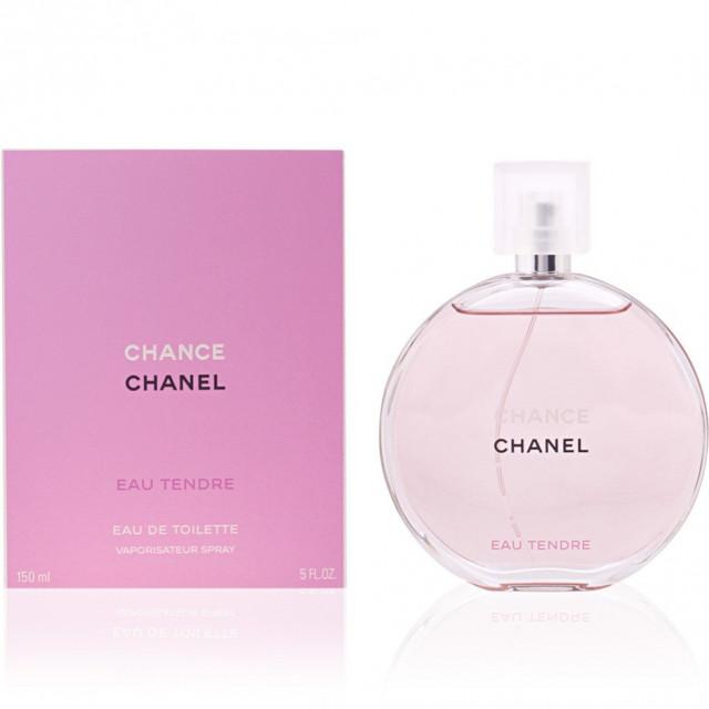 b32bd26f5 شانس او فيف من شانيل للنساء - او دي تواليت، 100 مل Chance Eau Tendre by  Chanel for Women - Eau de Toilette, 100 ml - ROO