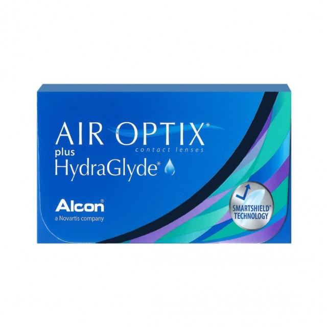 c7d7d2270 عدسات اير اوبتيكس هيدرا قلايد الشهرية AIROPTIX HydraGlyde MONTHLY - أوبتيك  Optique