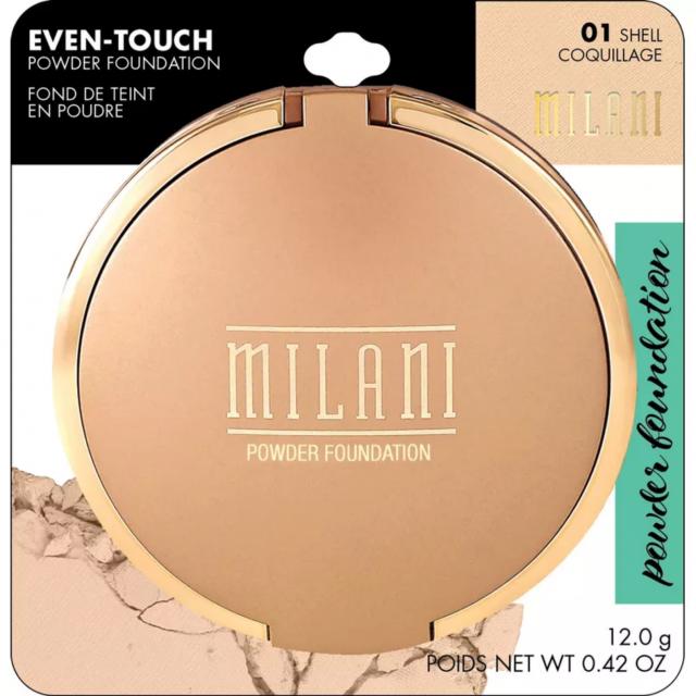 54c9c1e9a1efe Milani Even-Touch Powder Foundation
