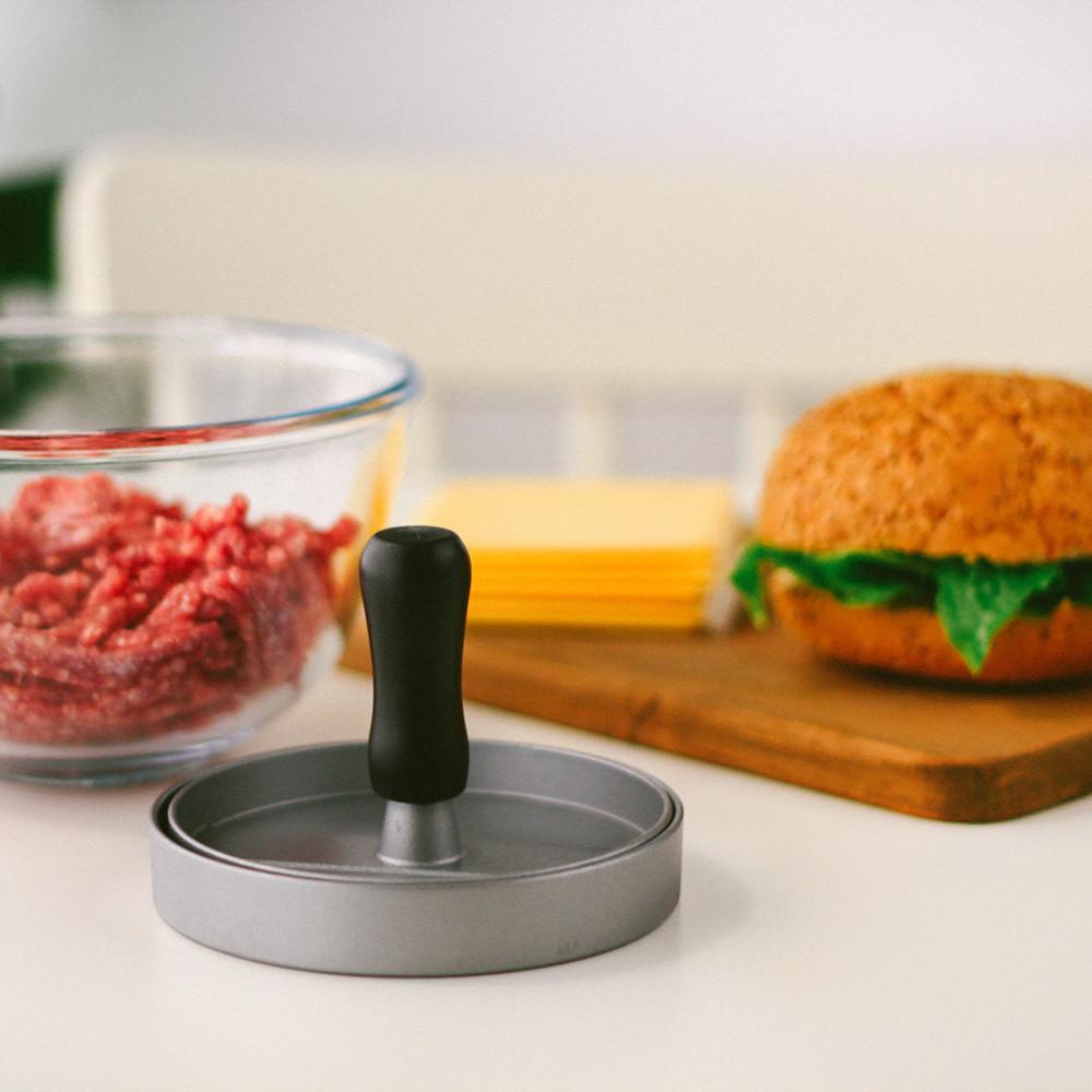 قالب لصنع لحم البرغر تحضير البرجر حفلة شواء أدوات الشواء