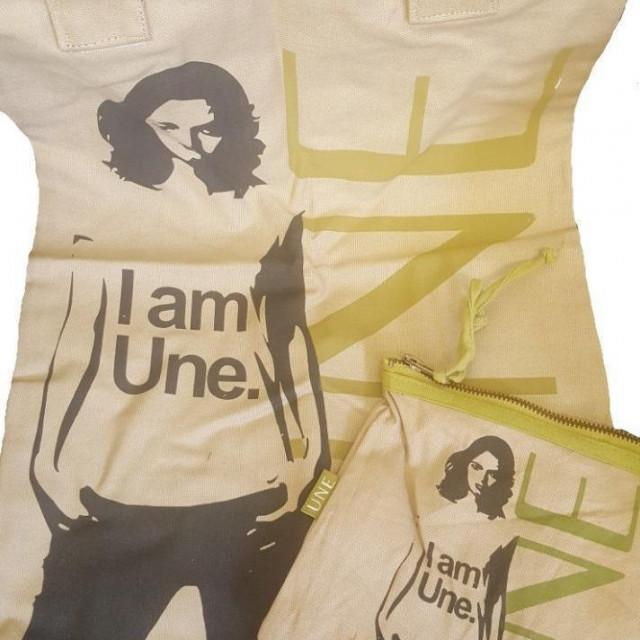 a6ceb967762e5 Bourjois UNE Cotton Beauty Bag