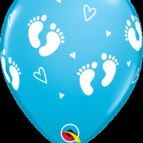 24bab0361 بالون عربية مولود جديد ولد أزرق Vincmaksan Com