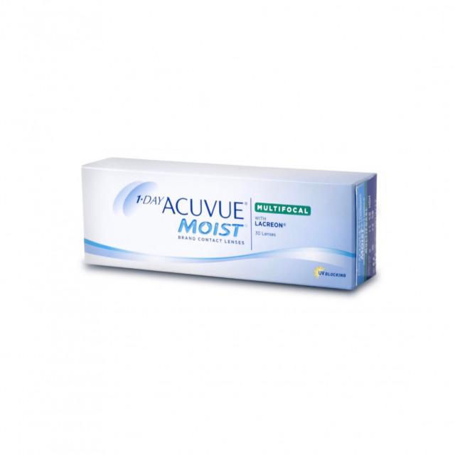 4355aee9b عدسات ون داي اكيوفيو مويست اليومية متعددة البؤر لعلاج بعد النظر الشيخوخي 1• DAY ACUVUE® MOIST MULTIFOCAL