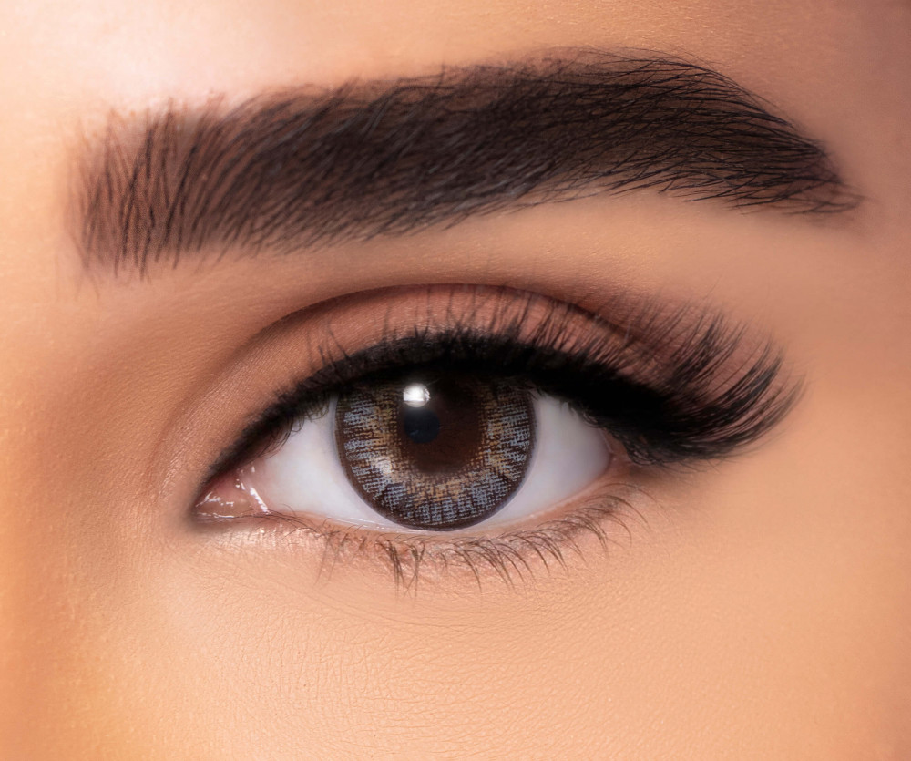 Freshlook Colorblends Gray