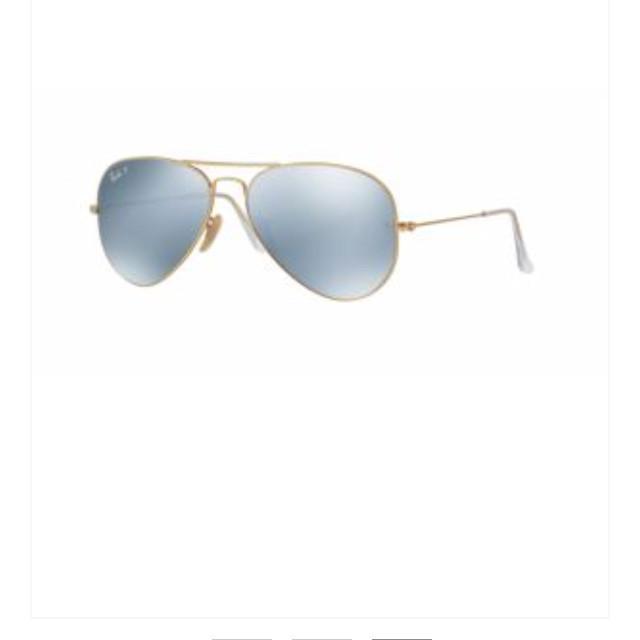 366579e76 راي بان نظارات شمسية للرجال، لون العدسة ازرق، 3025 - عبدالرحمن