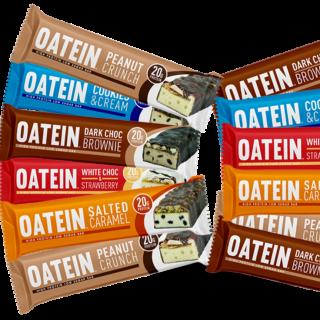 بروتين بار اوتين Oatein Protein Bar