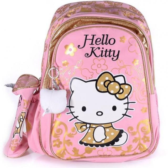 4c0f553168ea5 حقيبة مدرسية هيلو كيتي
