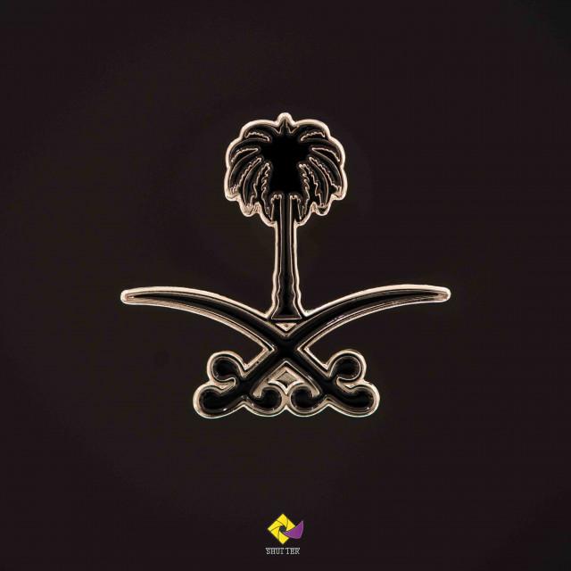 سيفين ونخلة رسمي كبير - Shutter KSA