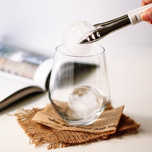 قالب ثلج مشروبات الصيف قوالب كروية مشروبات القهوة قالب دائري حجم كبير