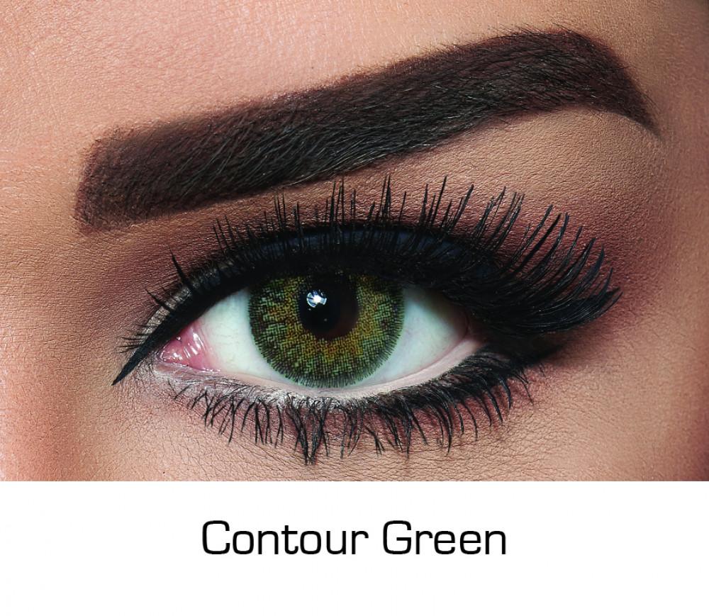 bella contour green