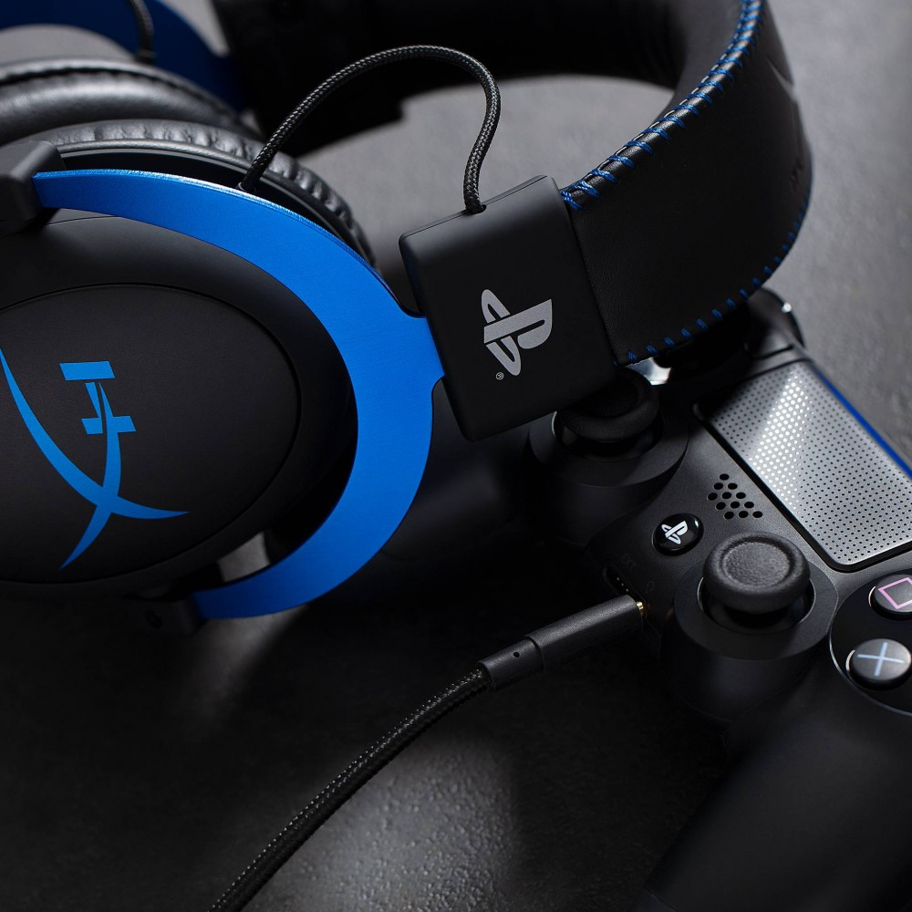 HyperX Cloud Gaming Headset Officially Licensed For Playstation 4