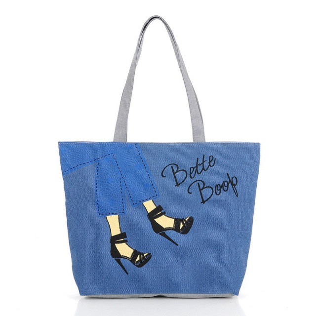 e03e9b228 حقيبة للبنات-ازرق - حقائب بوكيت من الكتان - قصر الكماليات