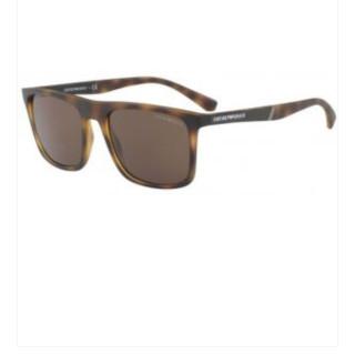 b463e3da3 امبوريو ارماني نظارات شمسية للرجال , بني