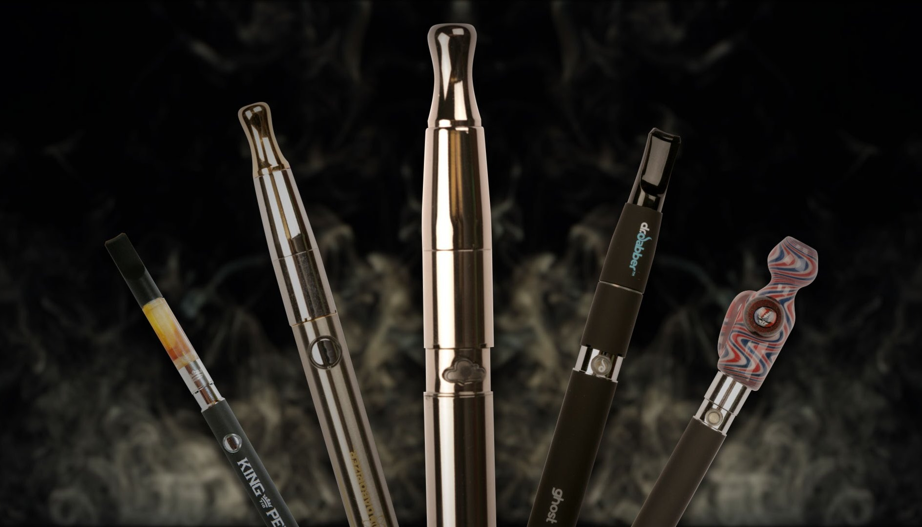 سحبات سيجارة Vape pen