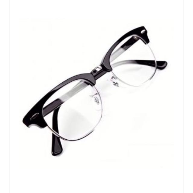 69c7edb17 نظارة طبية للرجال- شفاف - عبدالرحمن