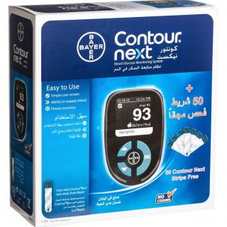 8604ca0b9 كونتور نيكست جهاز قياس مستوي السكر في ال.