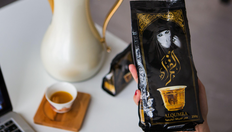 كيس قهوة عربية 250g