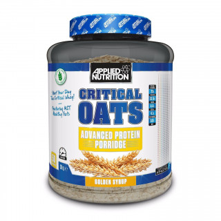 شوفان بروتين كريتيكال اوتس ٥٠ حصة Applied Nutrition Critical Oats