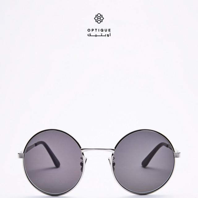 d54ca4f6b نظارة ساينت لورنت شمسيةSaint Laurent SL-136 ZERO-001 - أوبتيك Optique