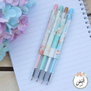 قلم منتج 163 حبر أزرق