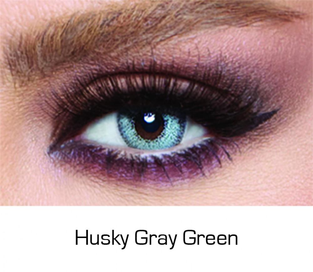 Bella Glow Husky Gray Green