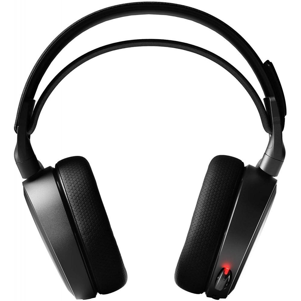 SteelSeries Arctis 7 - Wireless Gaming Headset - Black