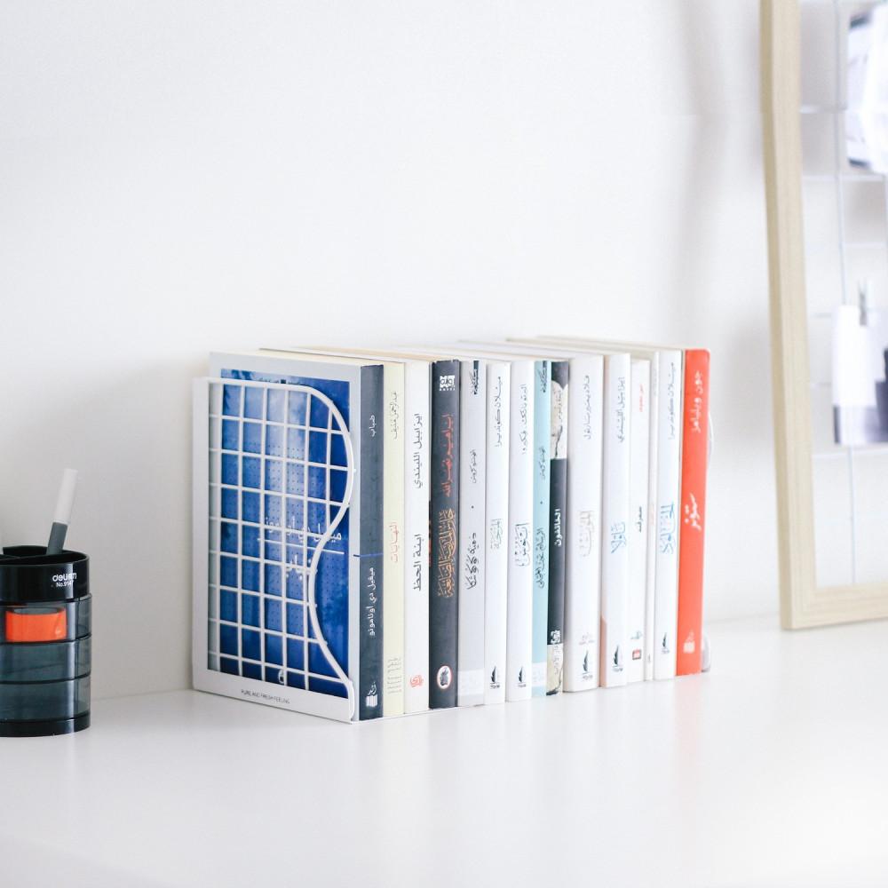 حامل كتب سنادات الكتب حامل كتاب أفكار ديكور مكتب أفكار لتزيين مكتبك