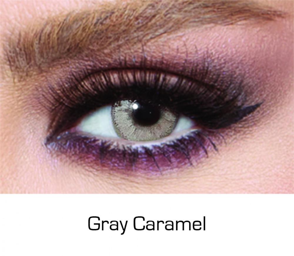 Bella Glow Gray Caramel