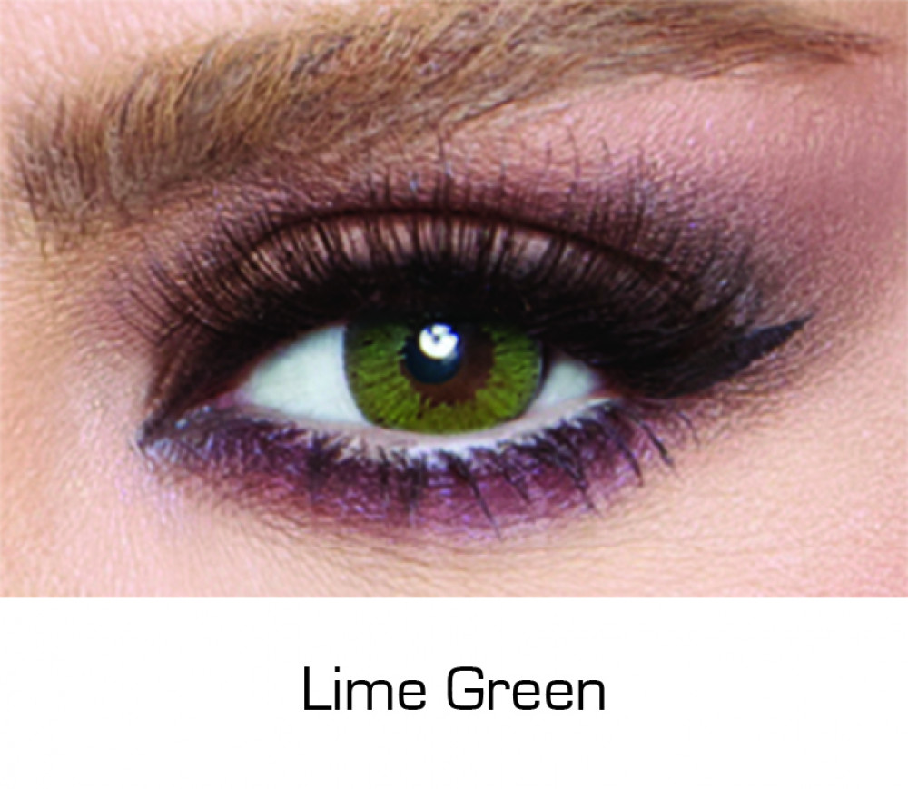 Bella Glow Lime Green