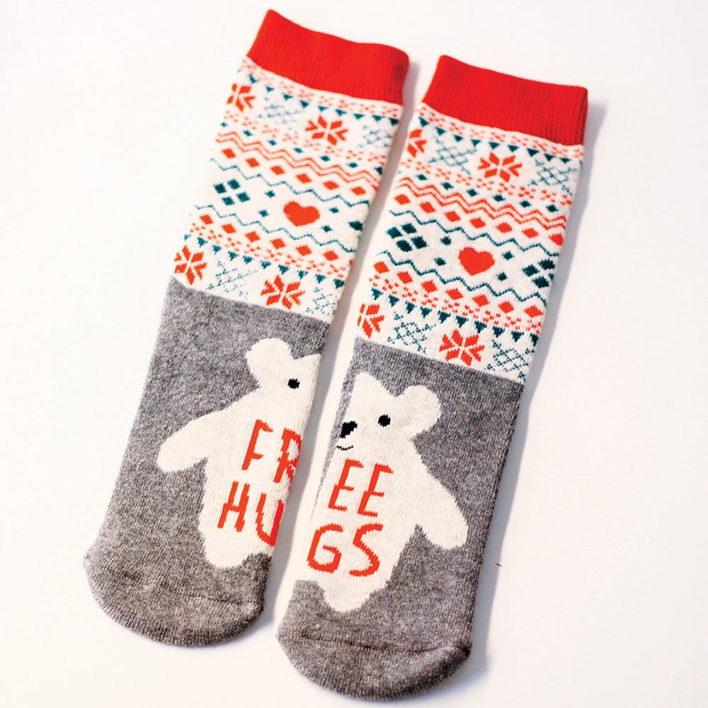 جوارب شتوية نسائية أطفال جوارب سميكة جوارب للشتاء ملابس ثقيلة شتوية
