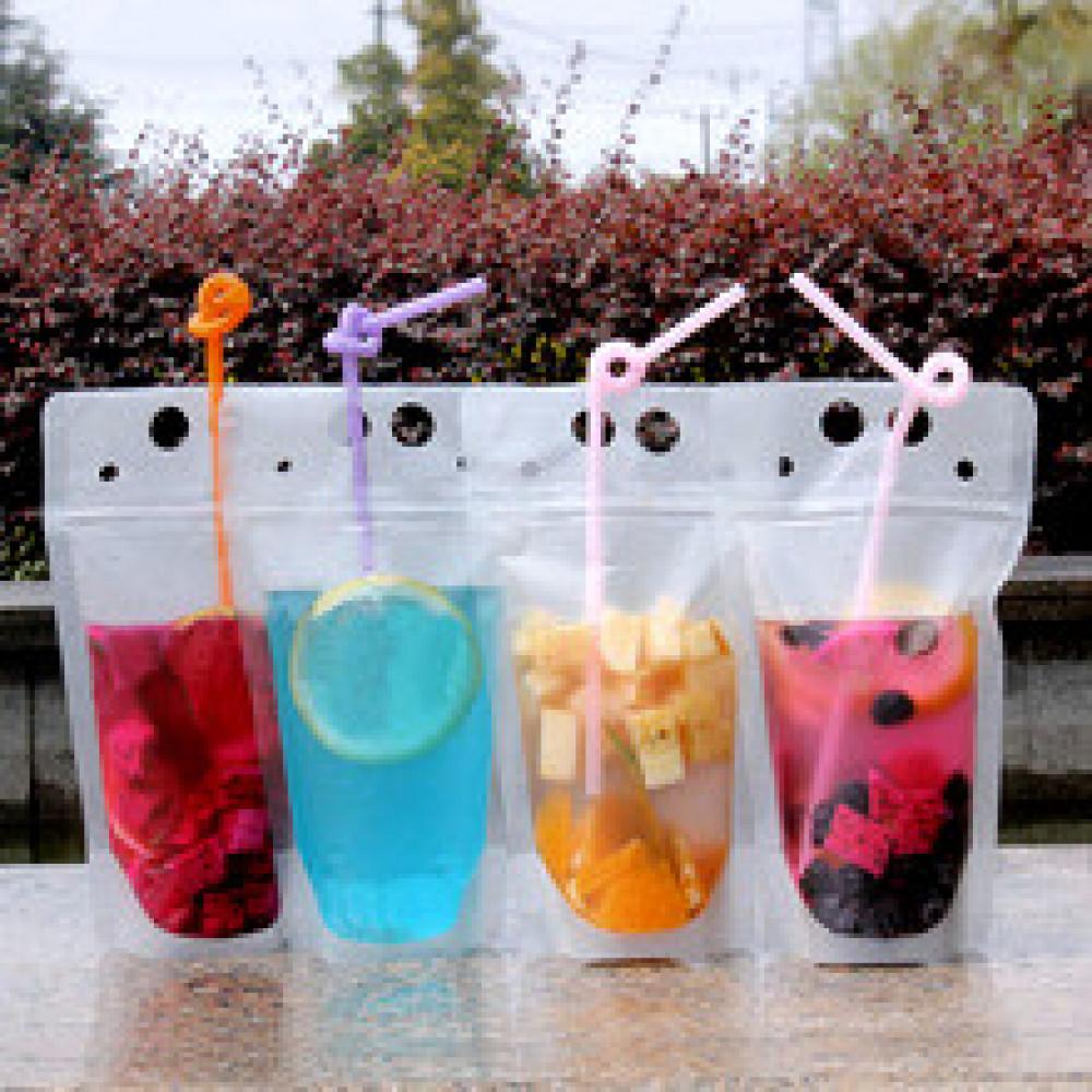 اكياس عصير بلاستيك اكياس العصير