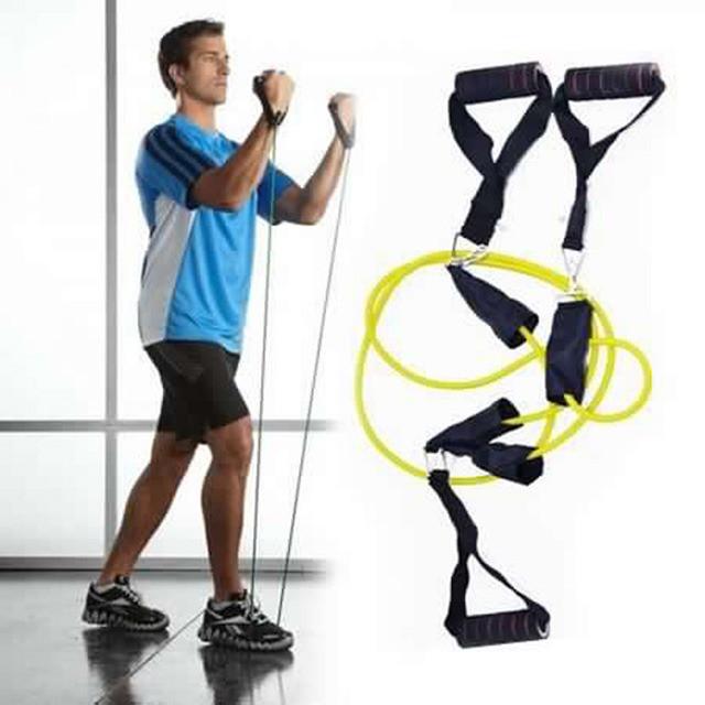 جهاز حرق الدهون الأصلي حبل التمارين