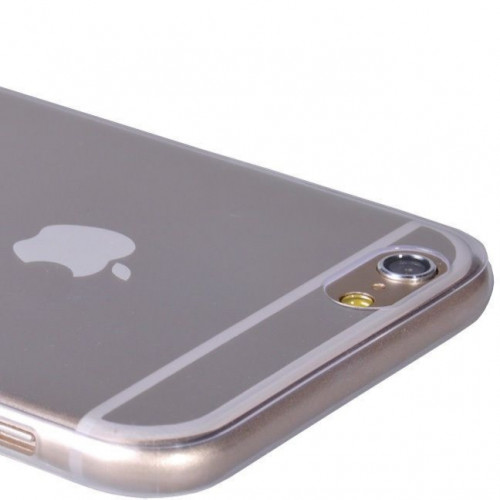 f7dffbdff كفر ايفون 6 (4.7) 2014 شفاف مرن Apple iPhone 6 (4.7) 2014 soft case Clear -  موسسة السعر المميز للتسويق