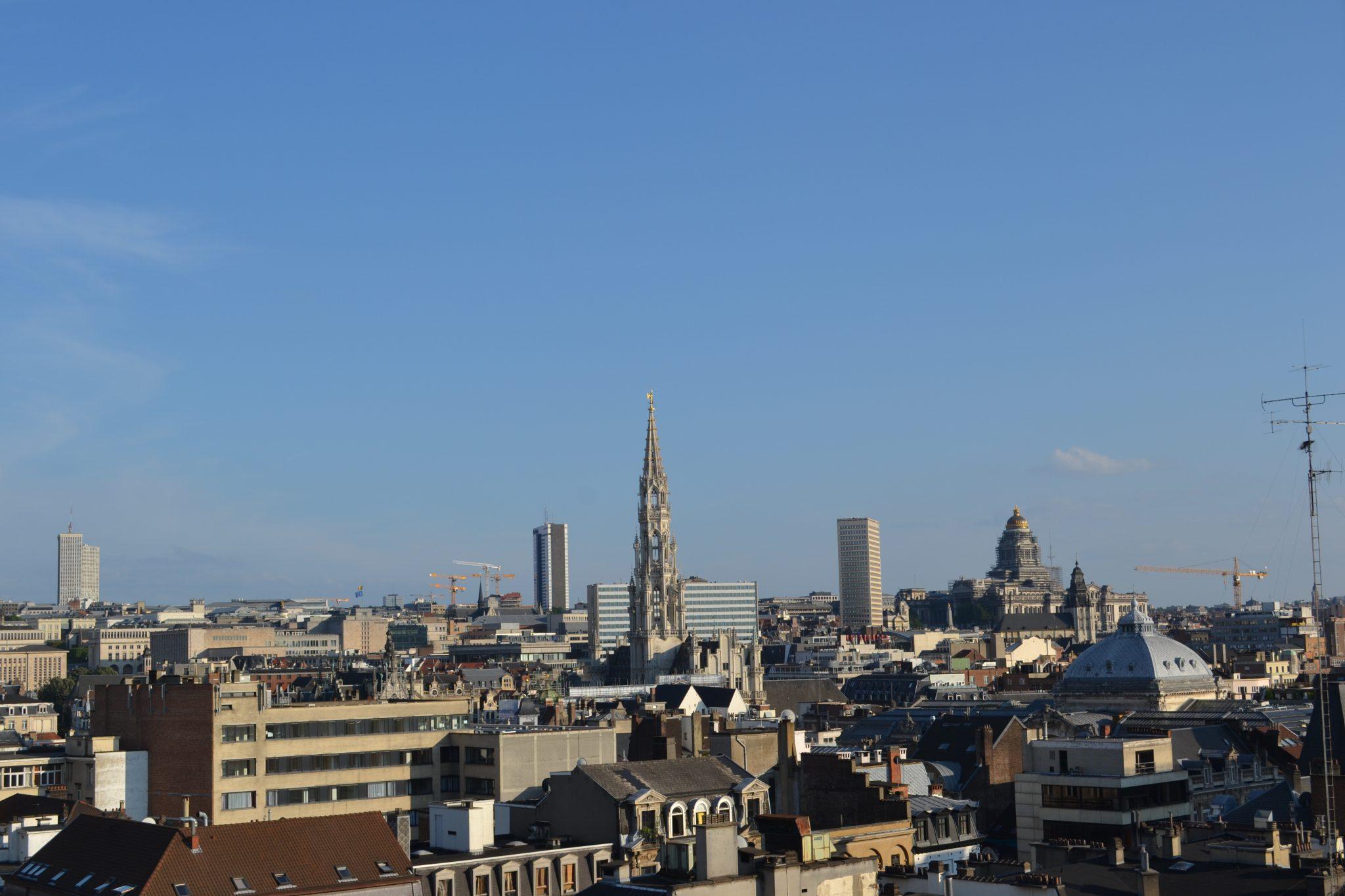 Travel Tip: Parking 58 | Brussels - dsc 0007