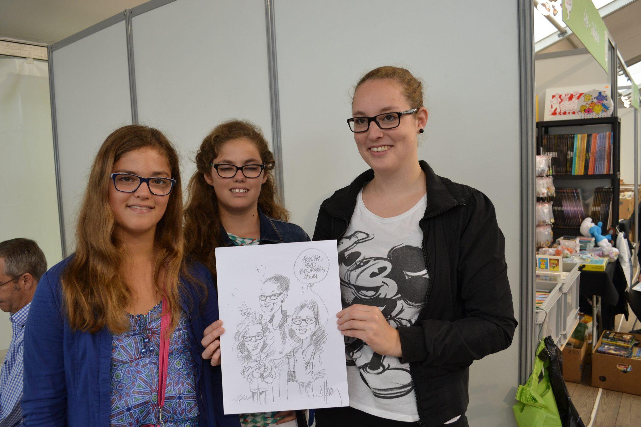 Comicfestival Brüssel - dsc 0020