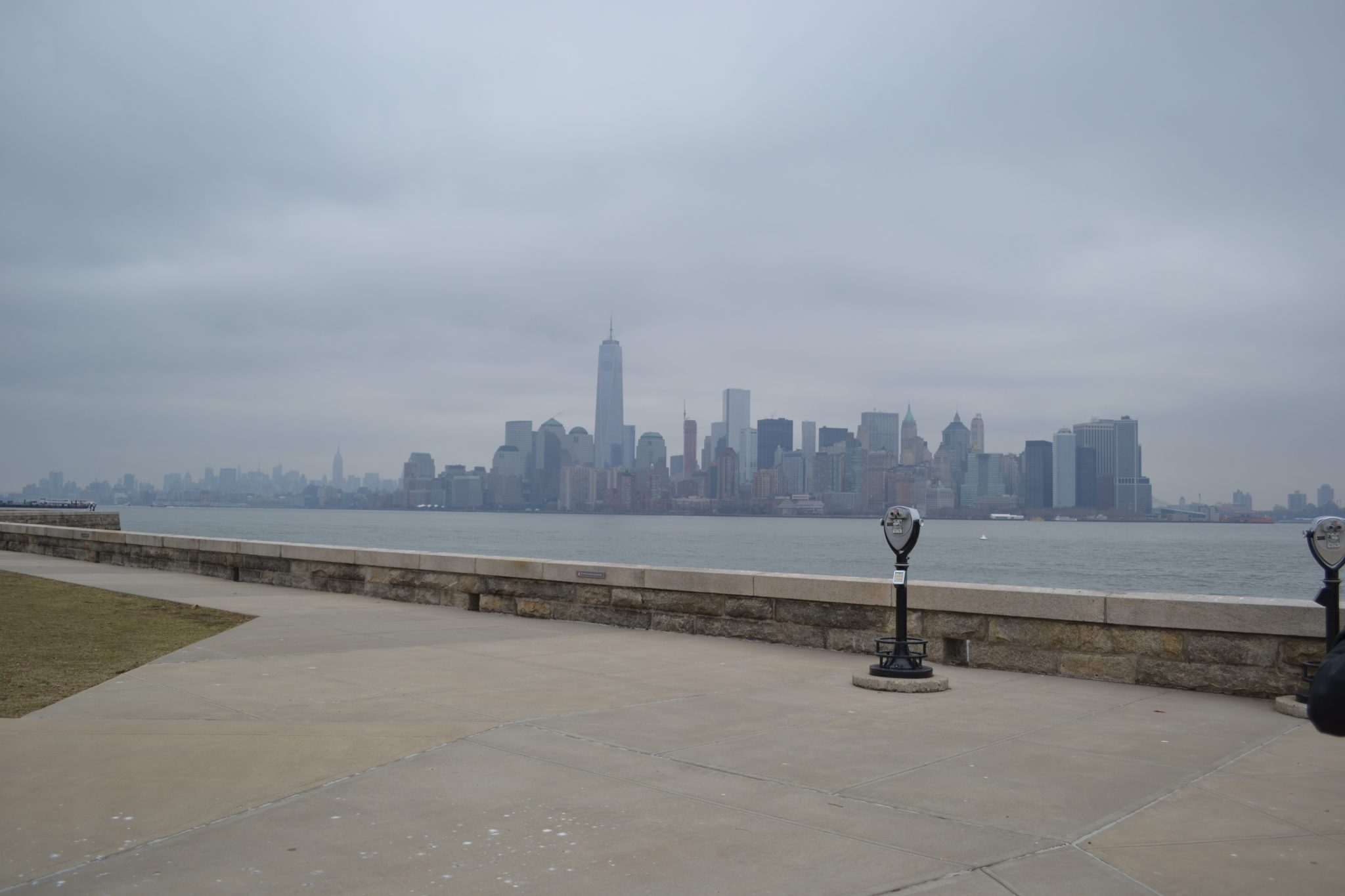 New York Part 4: Ellis Island & Statue of Liberty - dsc 05051