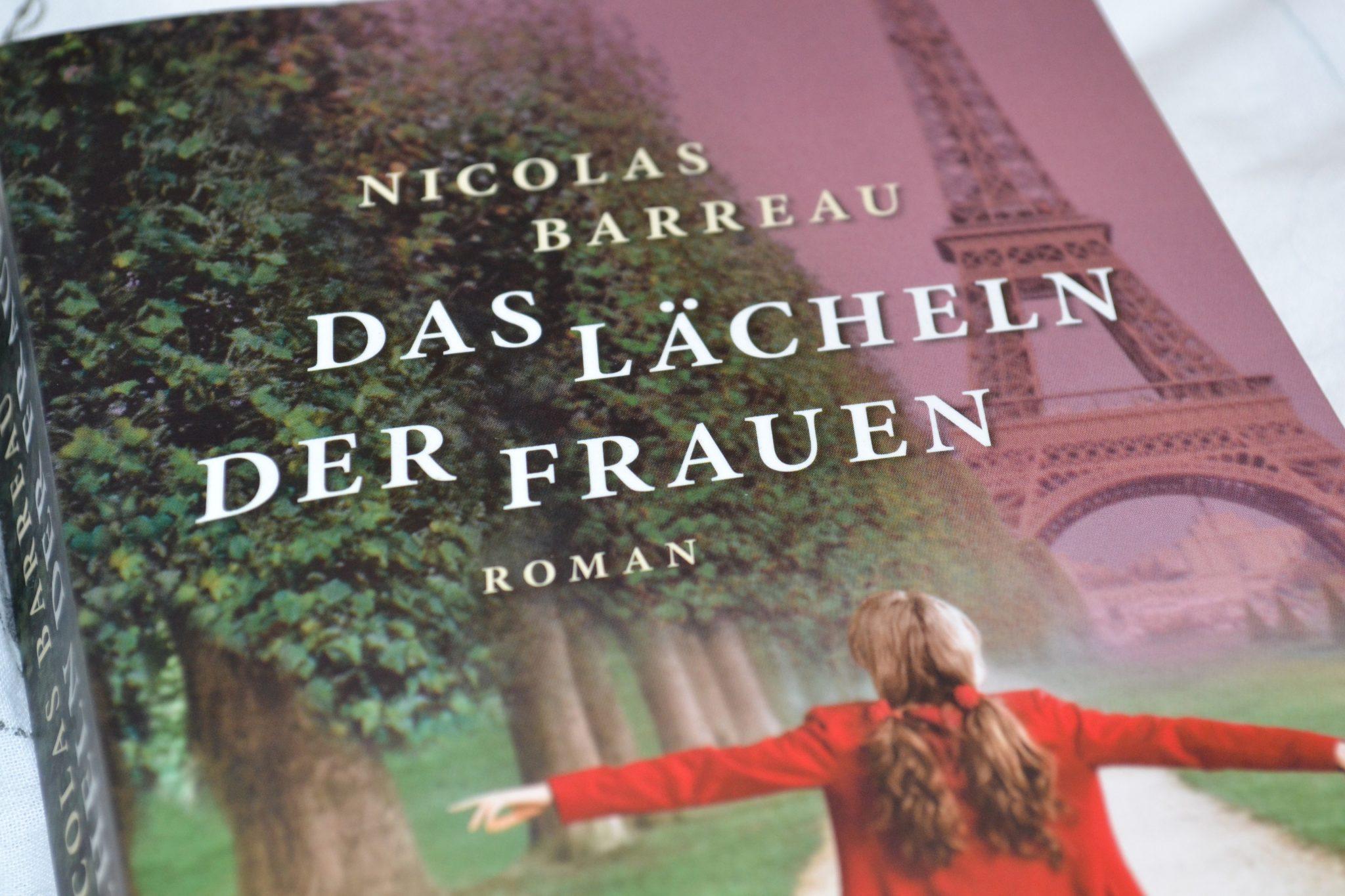 Books: Das Lächeln der Frauen | Nicolas Barreau - dsc 00011