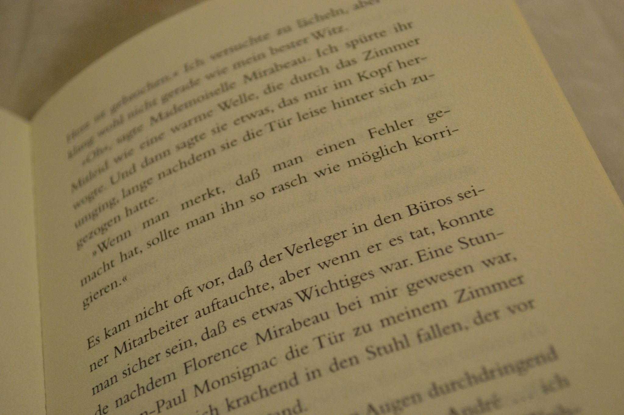 Books: Das Lächeln der Frauen | Nicolas Barreau - dsc 0008